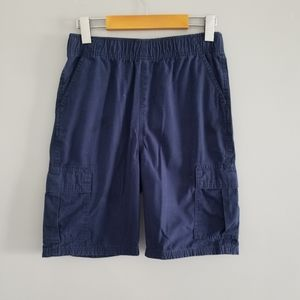 The Children's Place navy blue cargo shorts 14